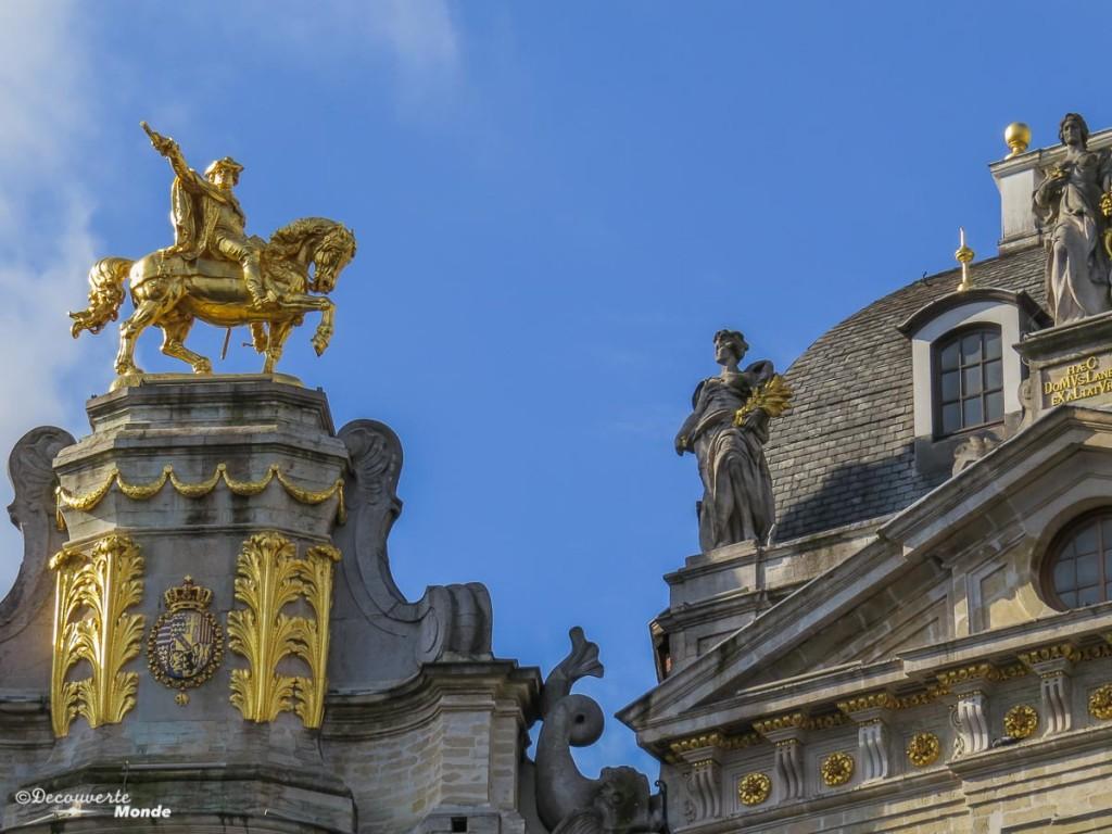 Grande-place que faire à Bruxelles
