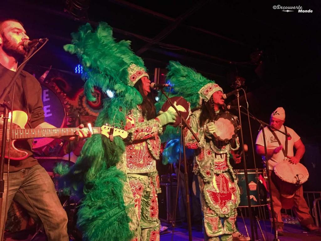 Blue Nile visiter la Nouvelle-Orleans