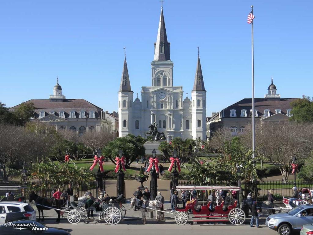 Carré francais visiter Nouvelle-Orleans