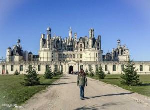 château chambord bilan voyage