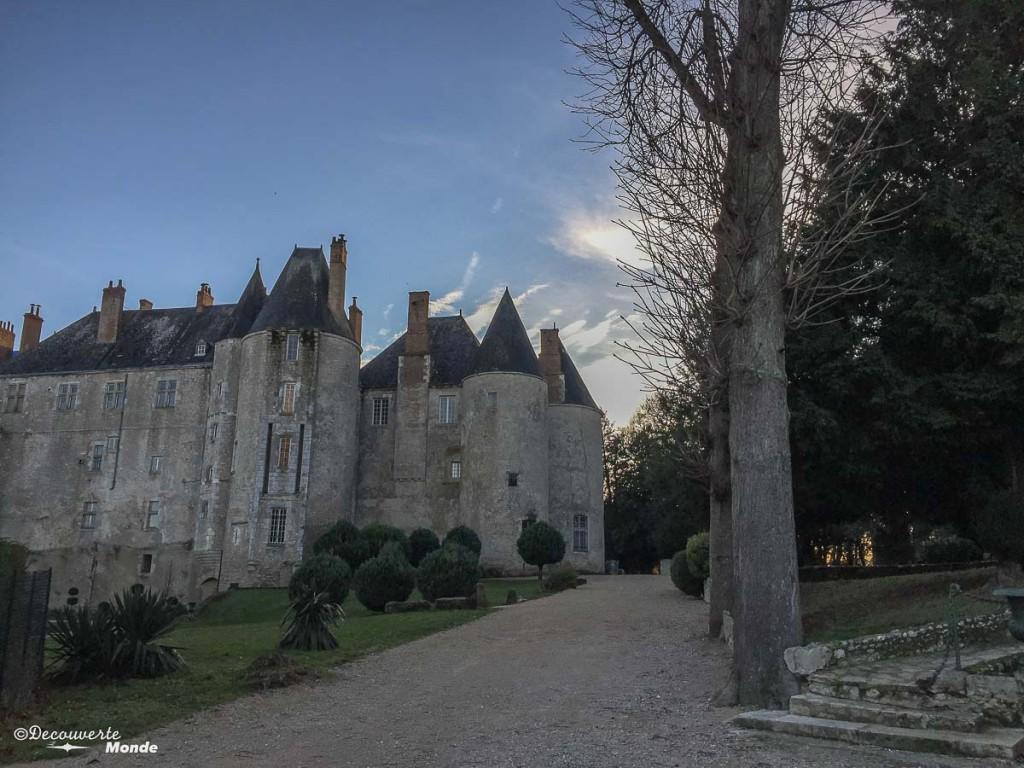 les châteaux de la loire Meung-sur-loire