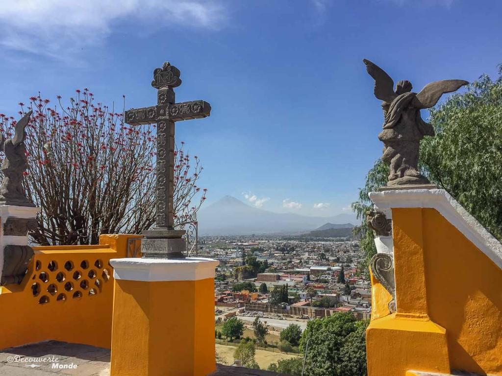 santuaire de la vierge cholula