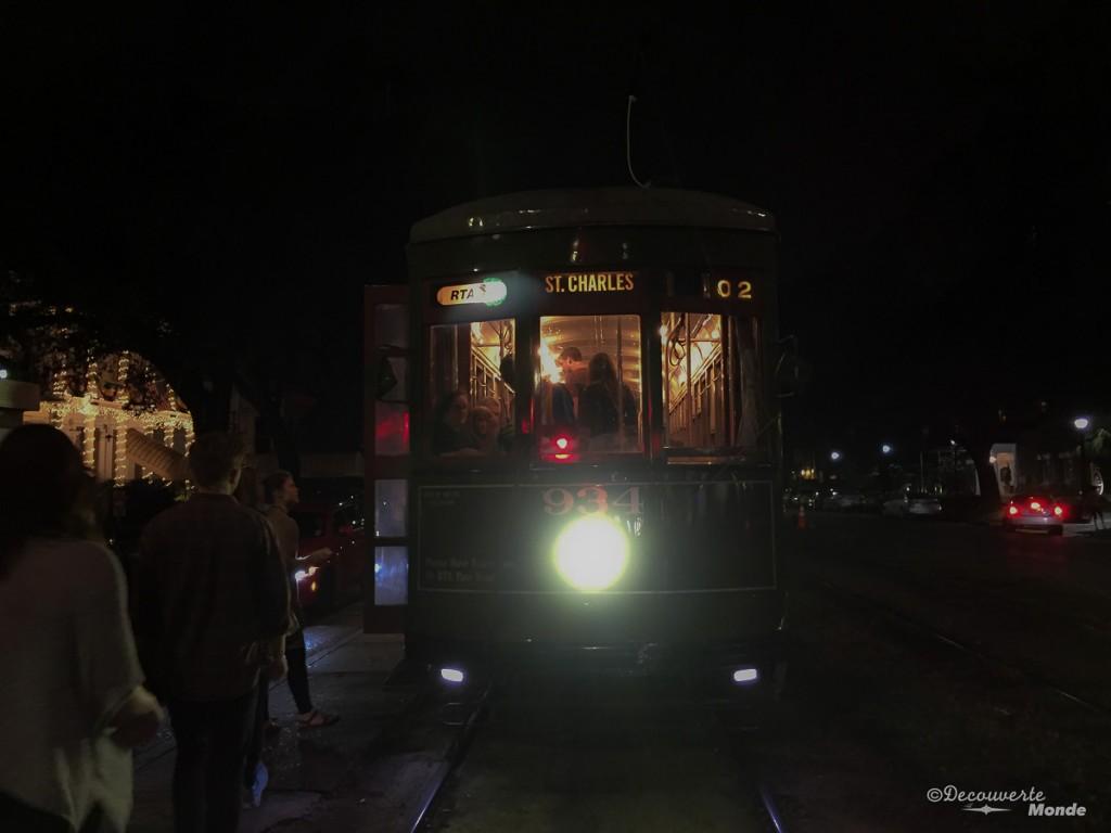 streetcar Charles street