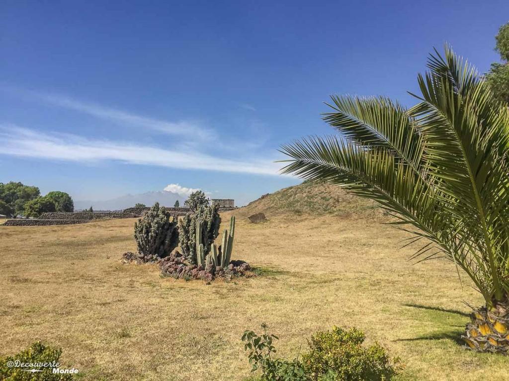 visiter pyramide Cholula