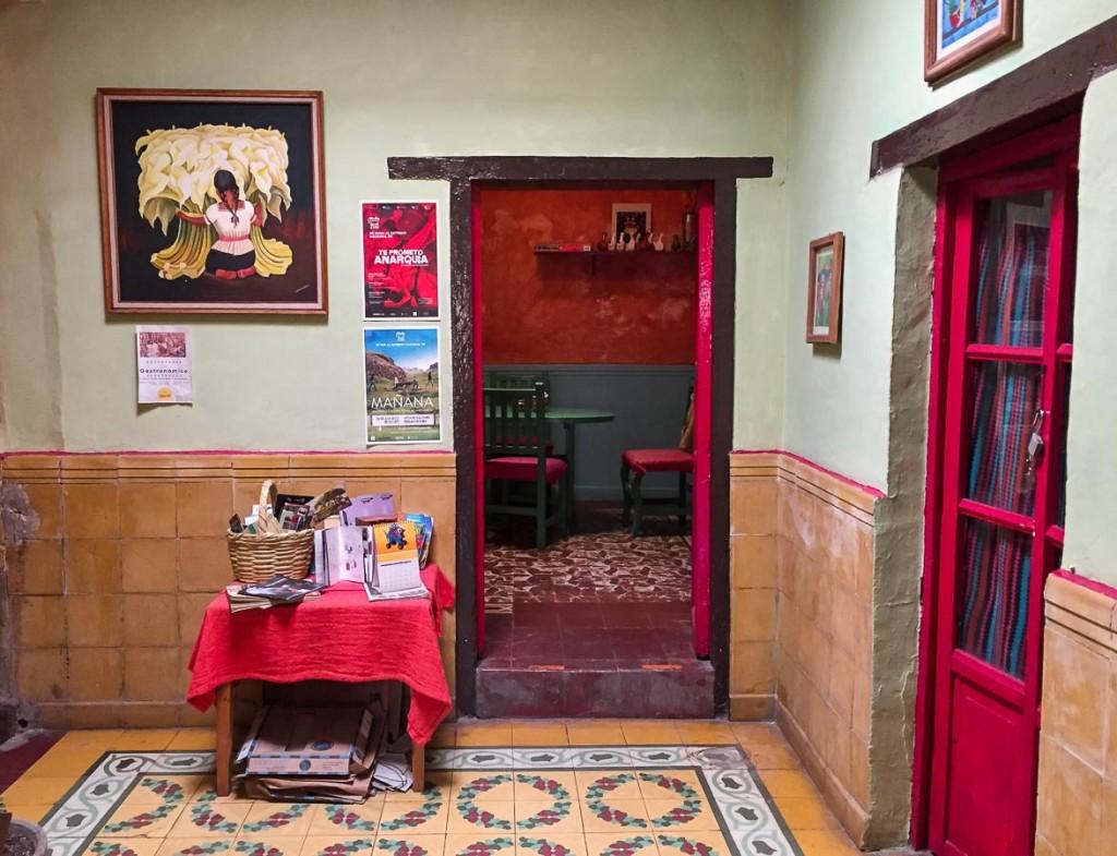 casa alejibre hébergement guanajuato