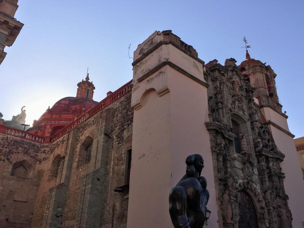 centre historique guanajuato