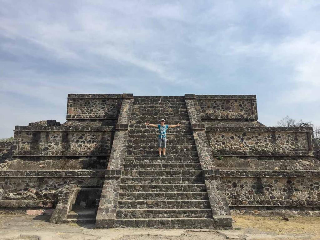 cité préhispanique teotihuacan mexique