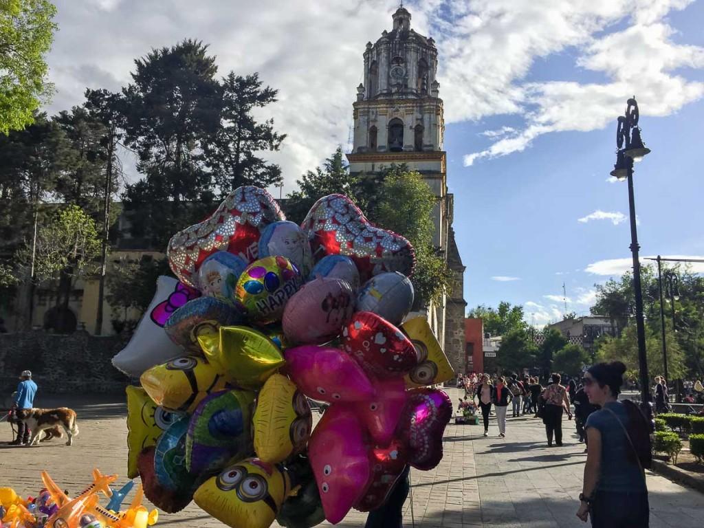 coyohacan ville de Mexico