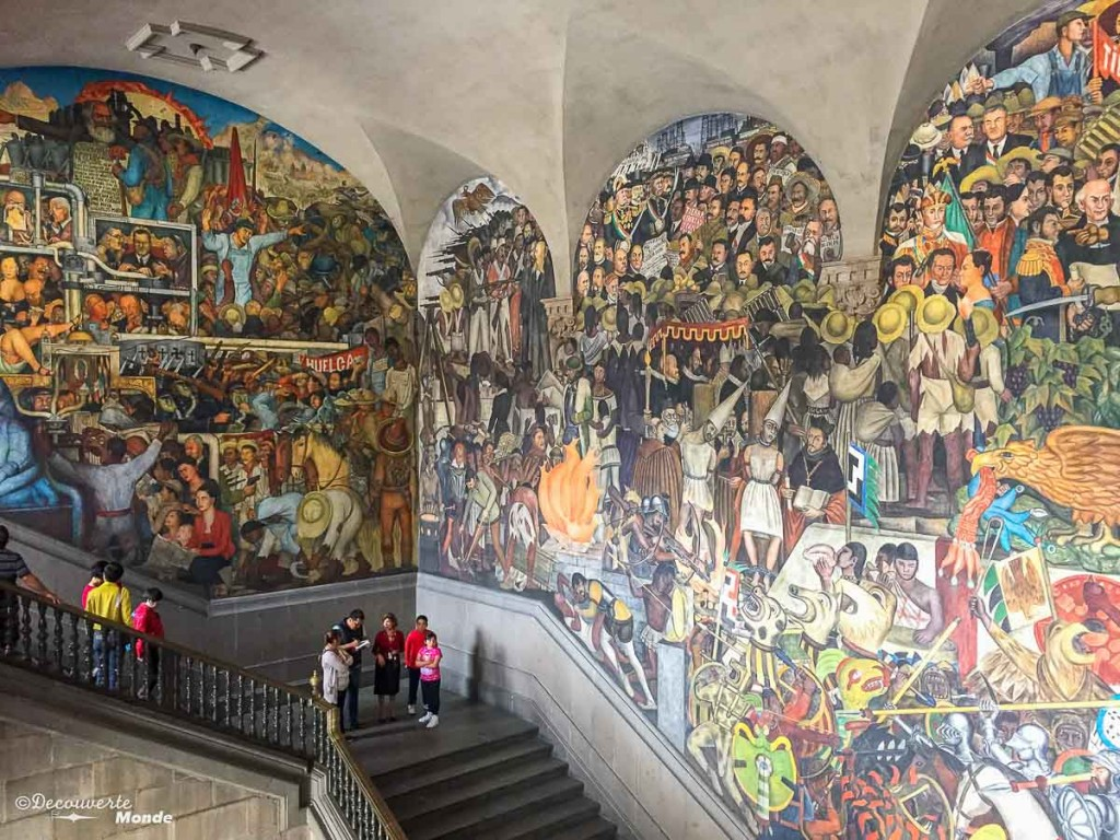 Diego Rivera Mexico city