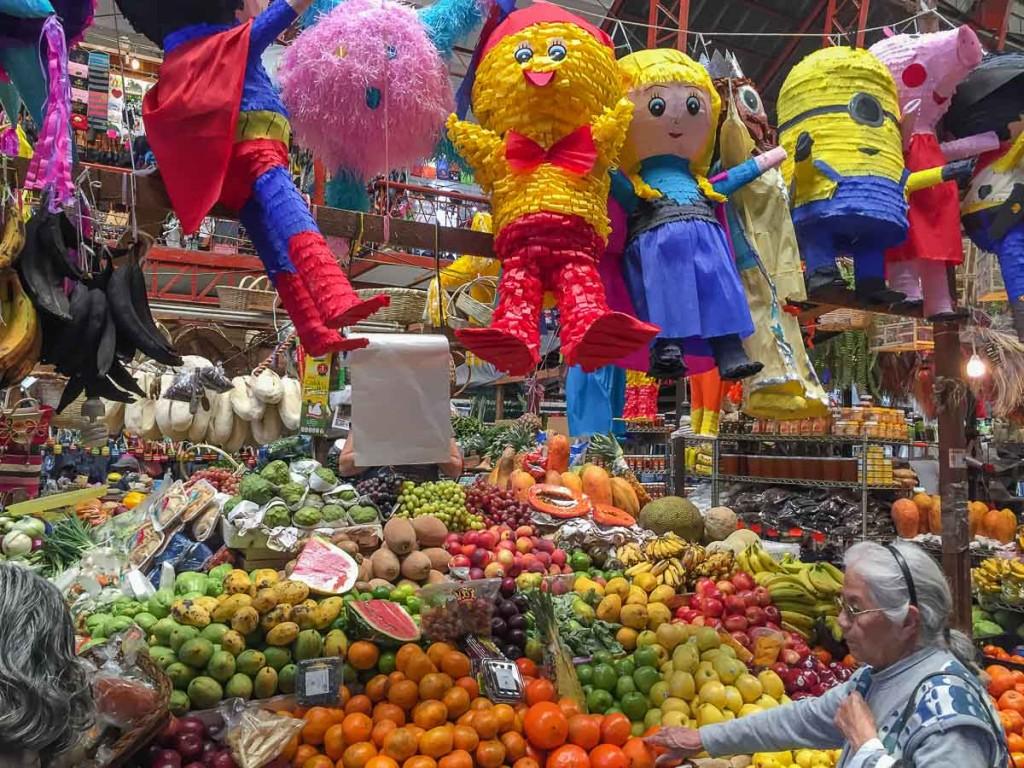 marché hidalgo guanajuato mexique