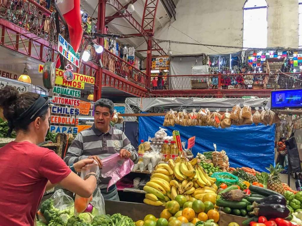 marché Hidalgo ville guanajuato