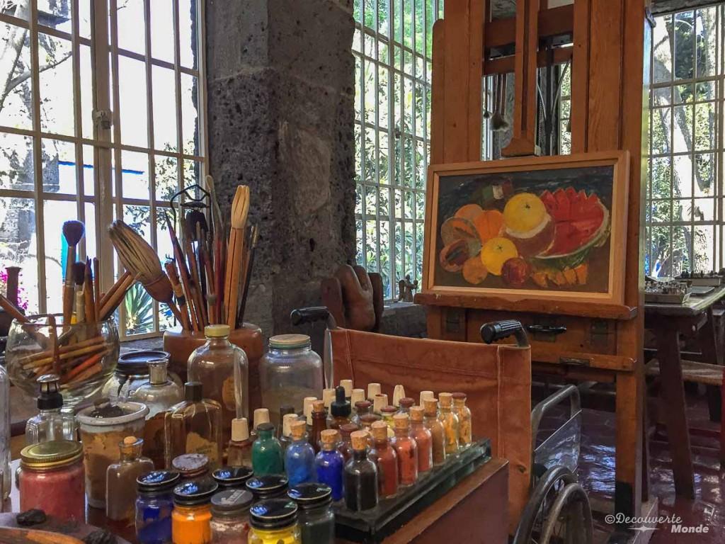 musée Frida Kahlo Mexico