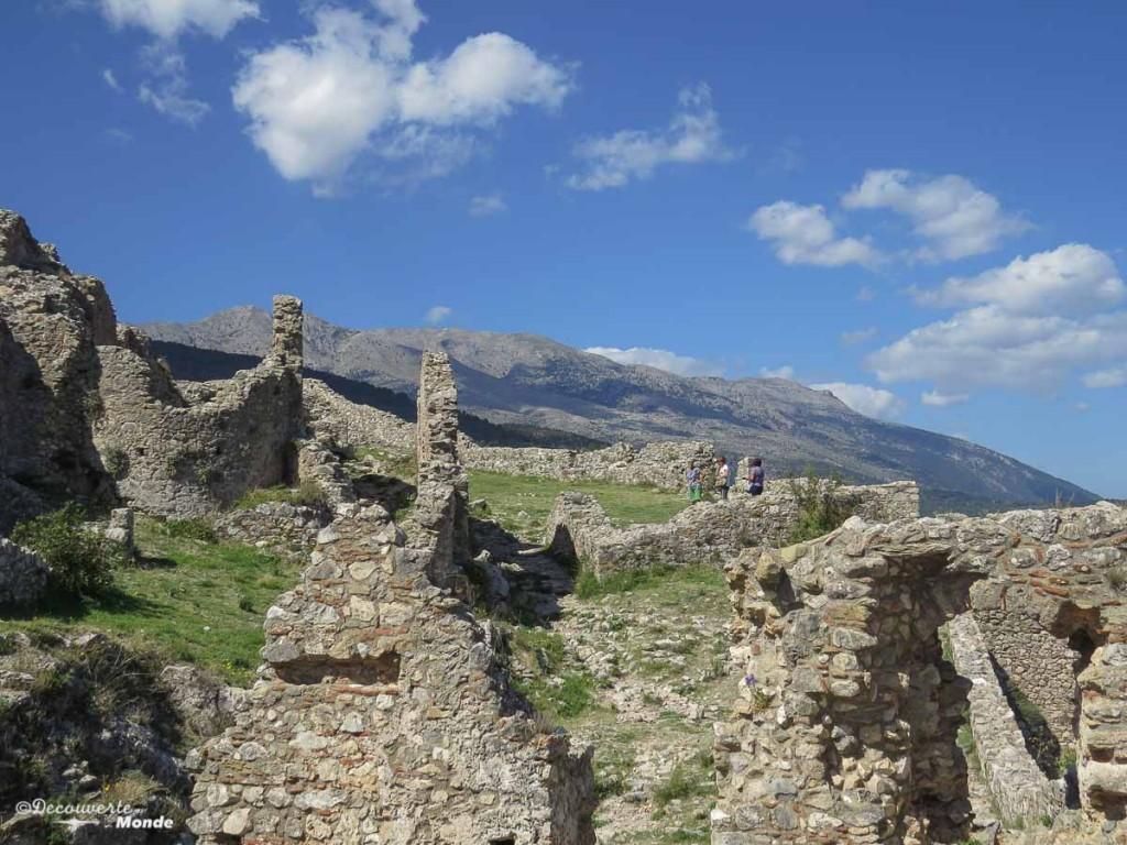mystra Grèce continentale