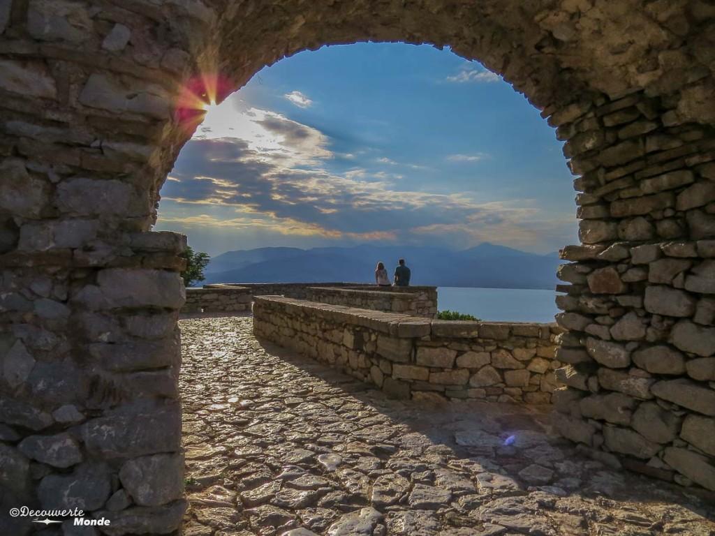 Nauplie fort Grèce continentale