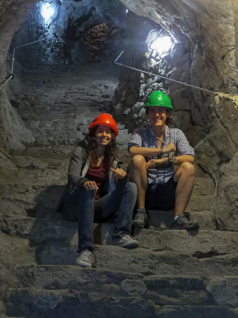profondeur mine guanajuato mexique