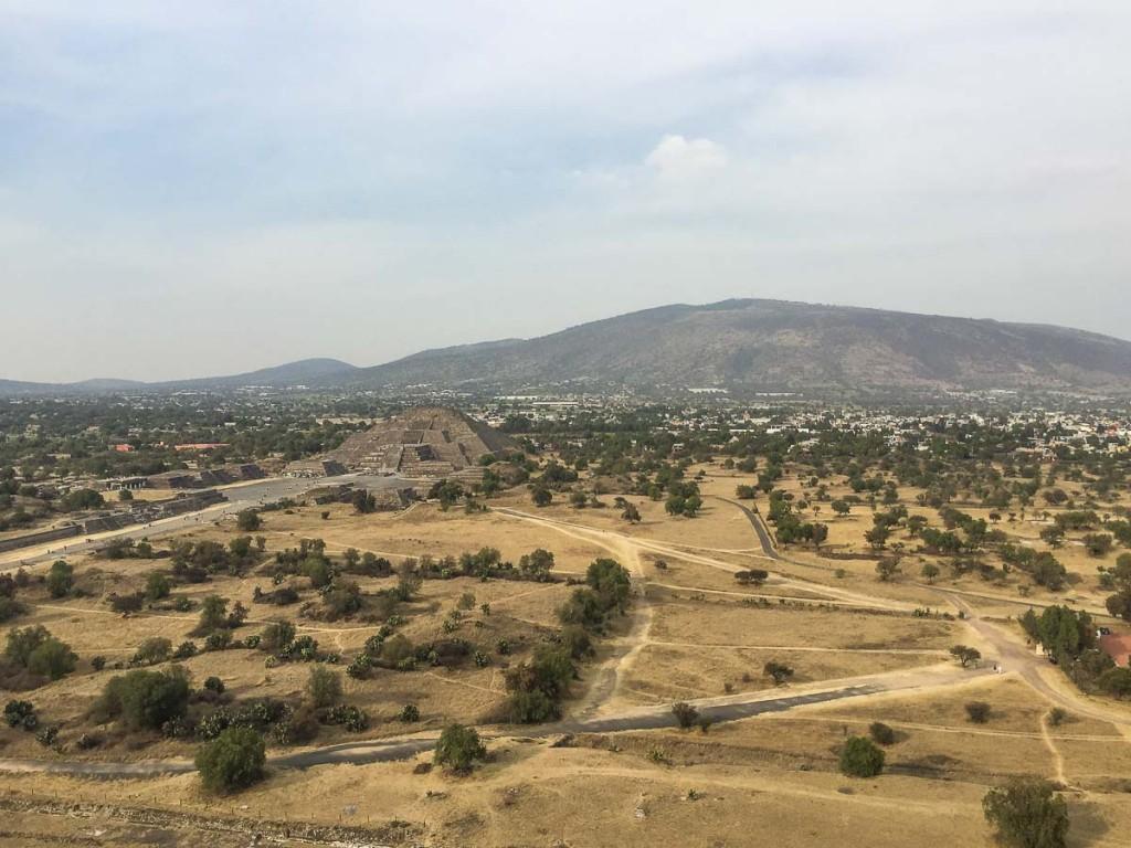 pyramides de teotihuacan mexique