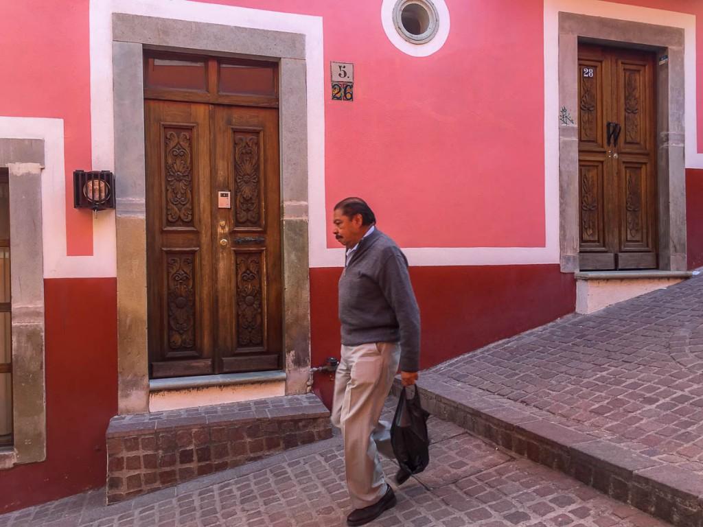 rue guanajuato mexique