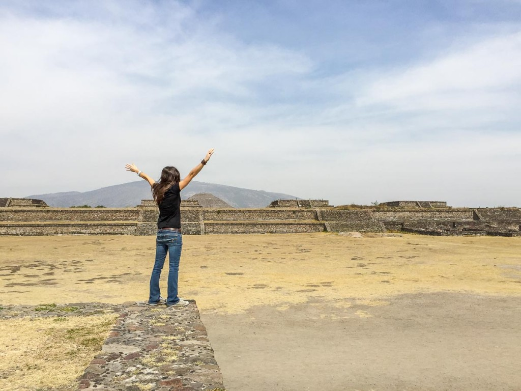 site archéologique teotihuacan mexico