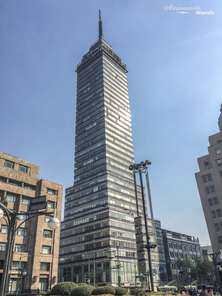 torre latinoamerica mexico DF