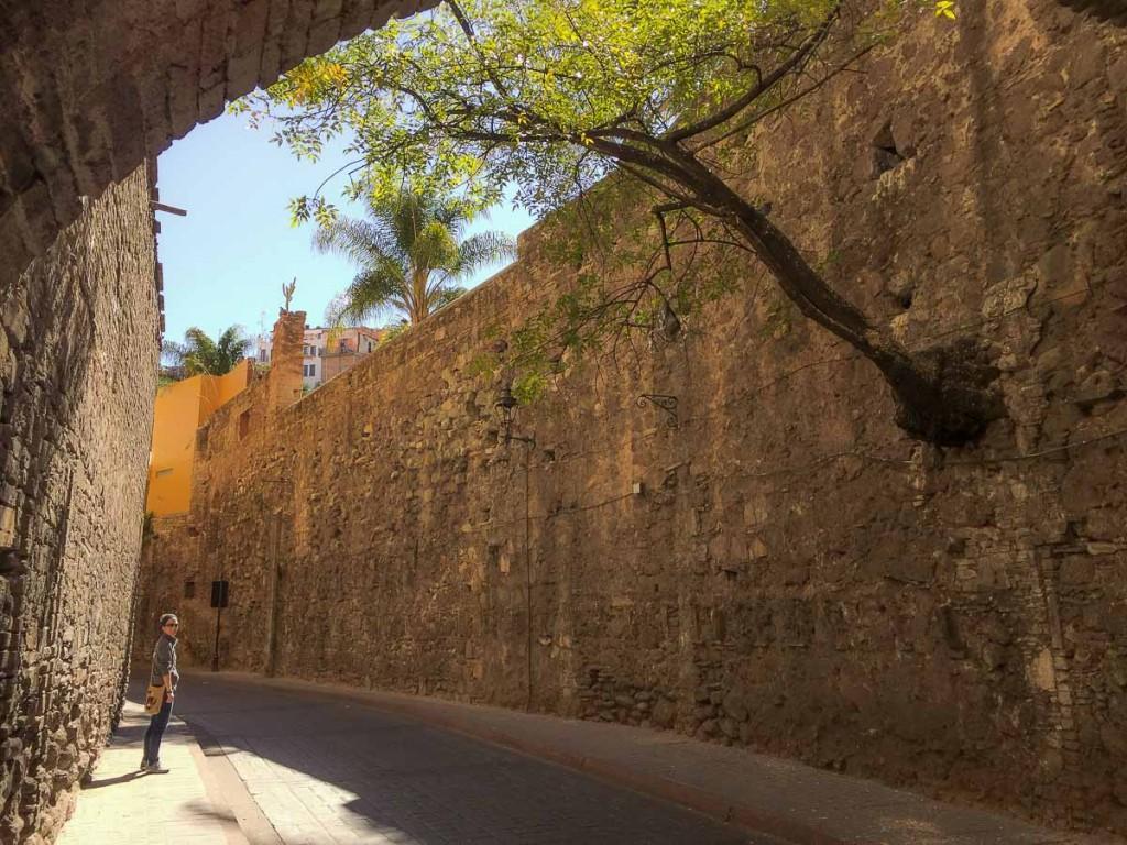 tunnel guanajuato mexico