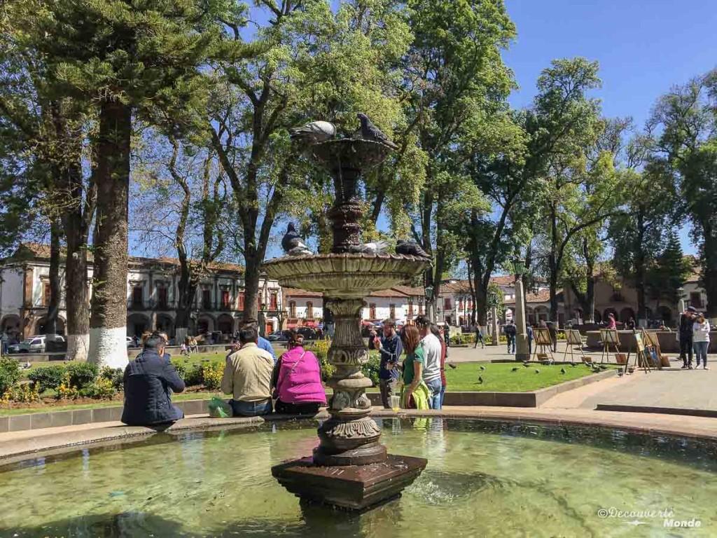 parc patzcuaro
