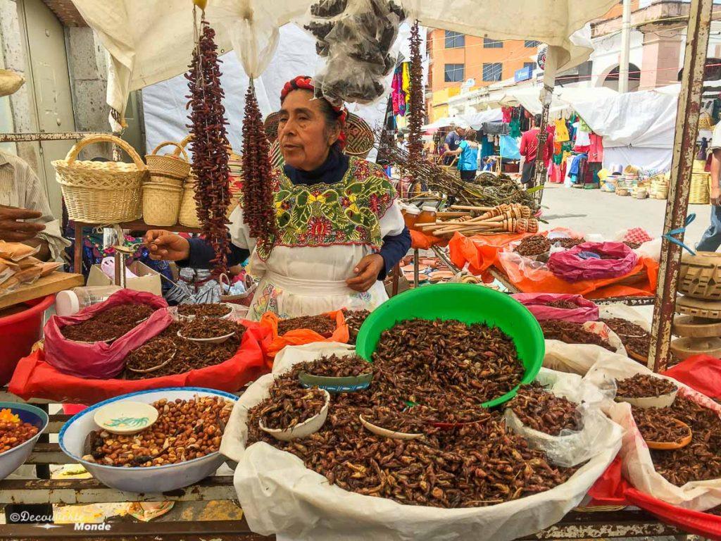 marché tlacolula mexique autrement