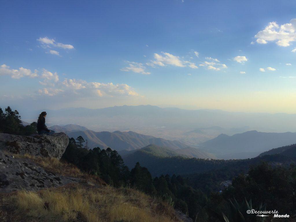 Sierra Norte Hidden place