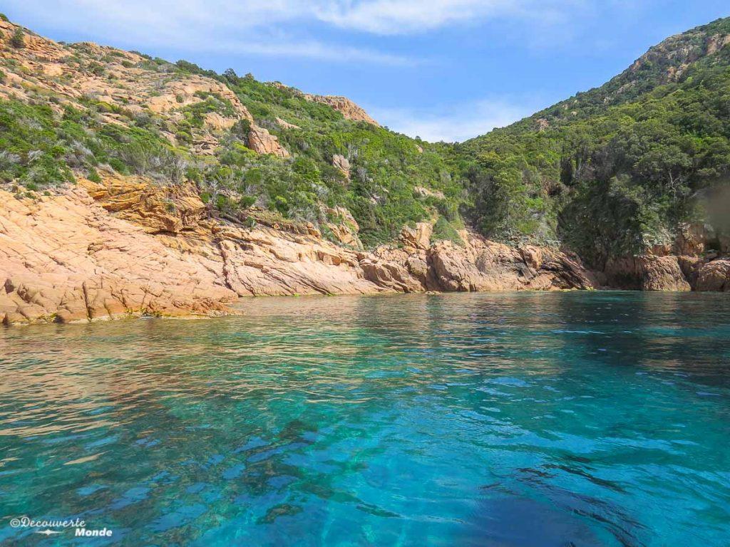 corse mer méditerranée