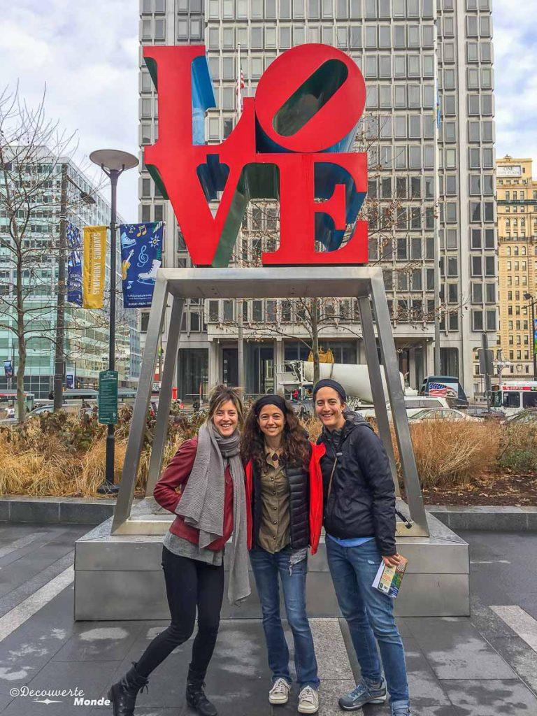 LOVE Philadelphie