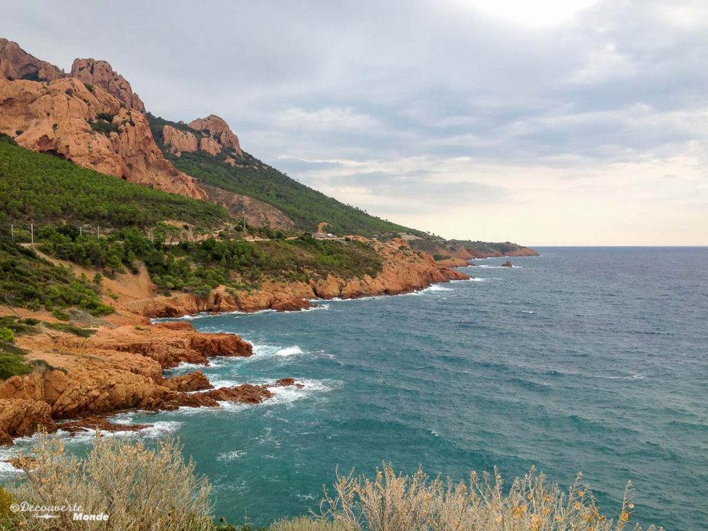 mer méditerranée esterel