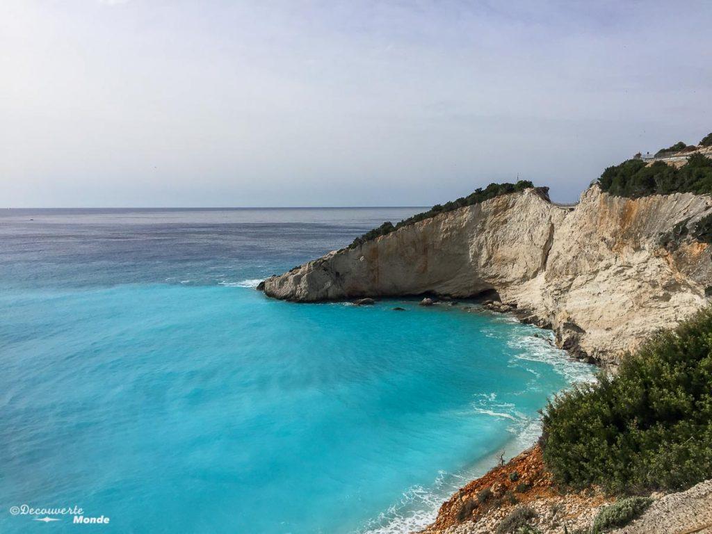 mer méditerranée lafkada