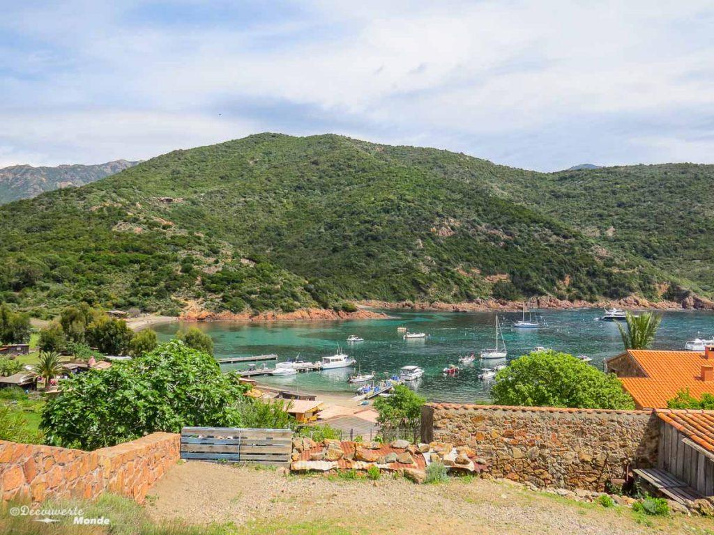 mer méditerranée voyage corse