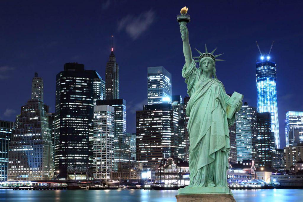 statue de liberté new-york