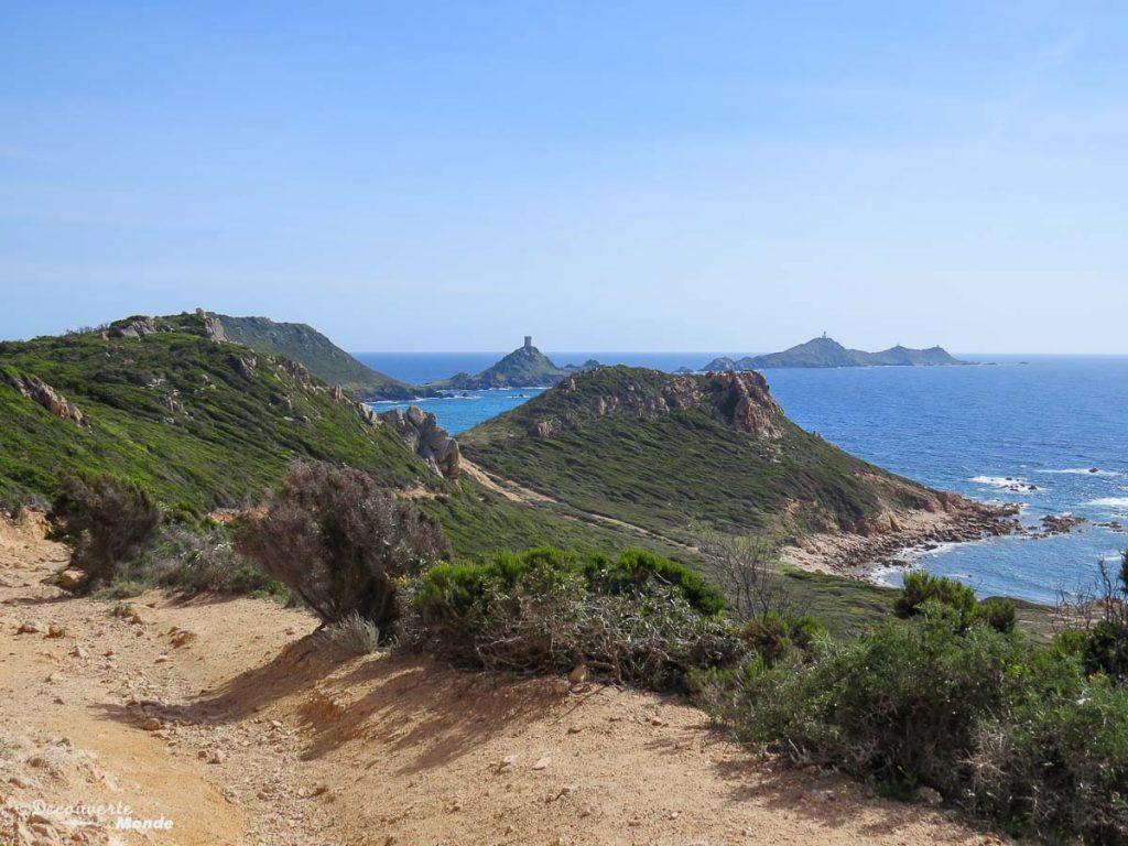 voyage mer méditerranée côte corse