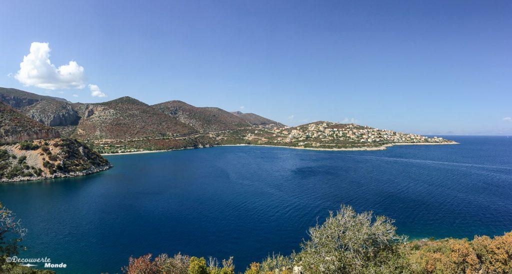 voyage mer méditerranée grèce