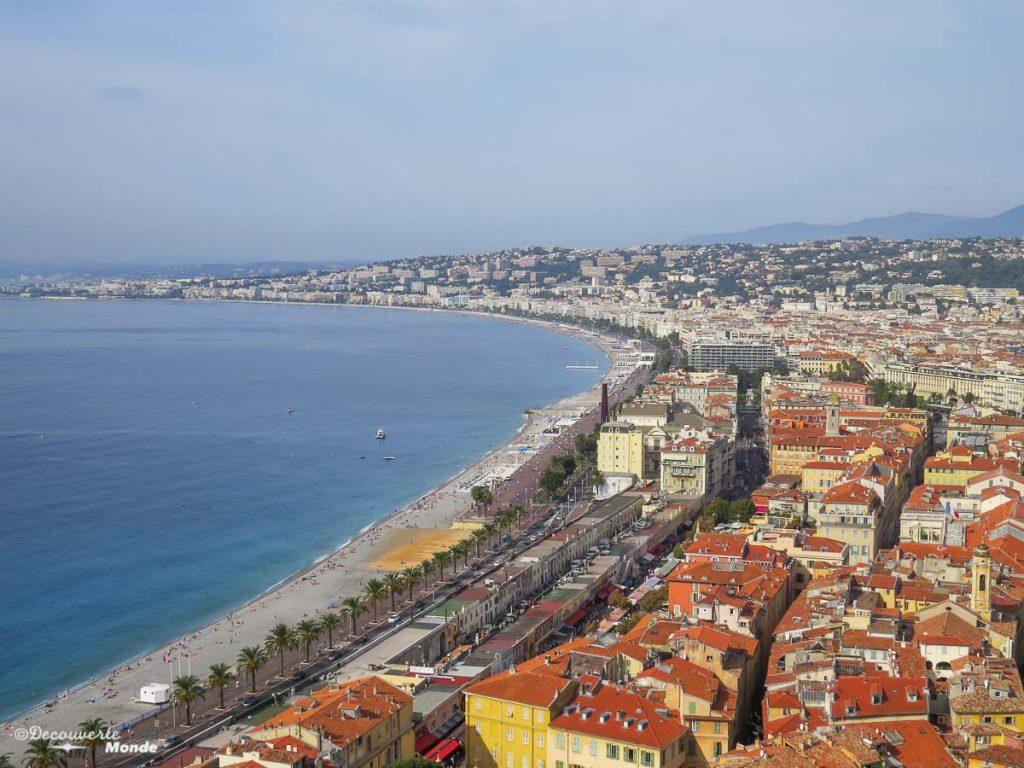 voyage mer méditerranée nice