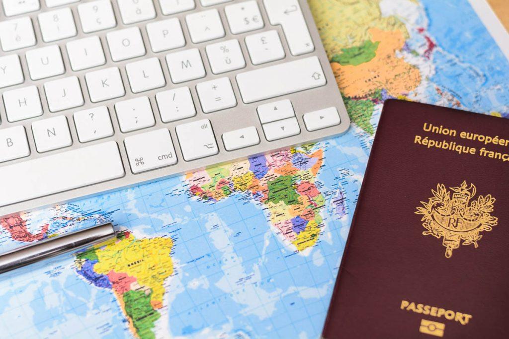 demande de passeport francais