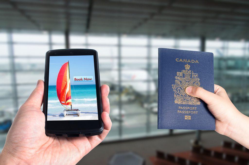demande de passeport voyager