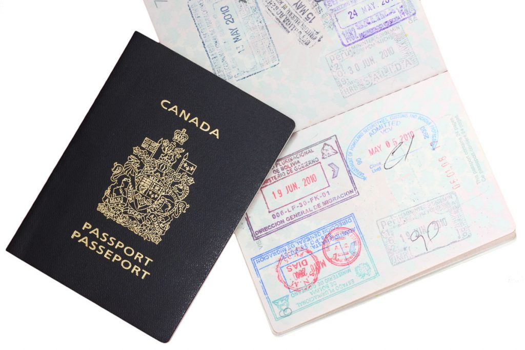 formulaire demande de passeport canadien adulte