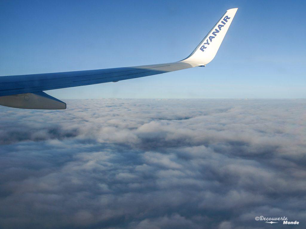 se déplacer en France avion