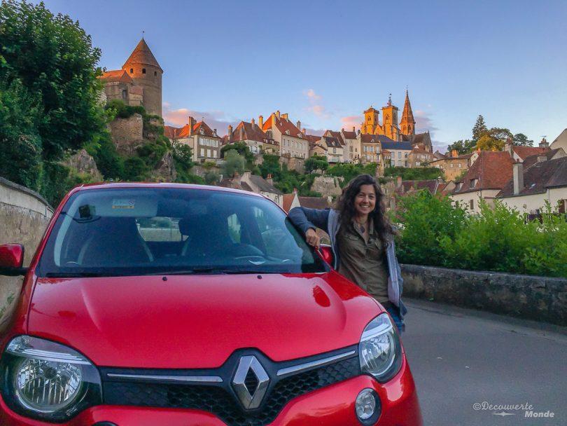 se déplacer en France voyage