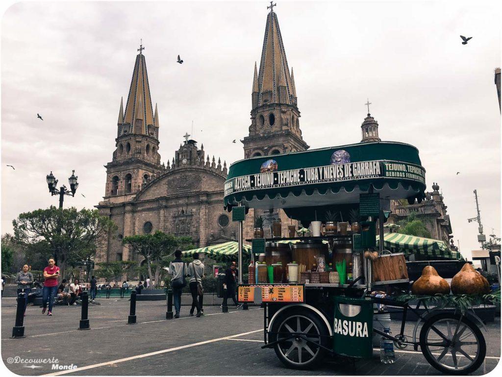 guadalajara au mexique ville historique