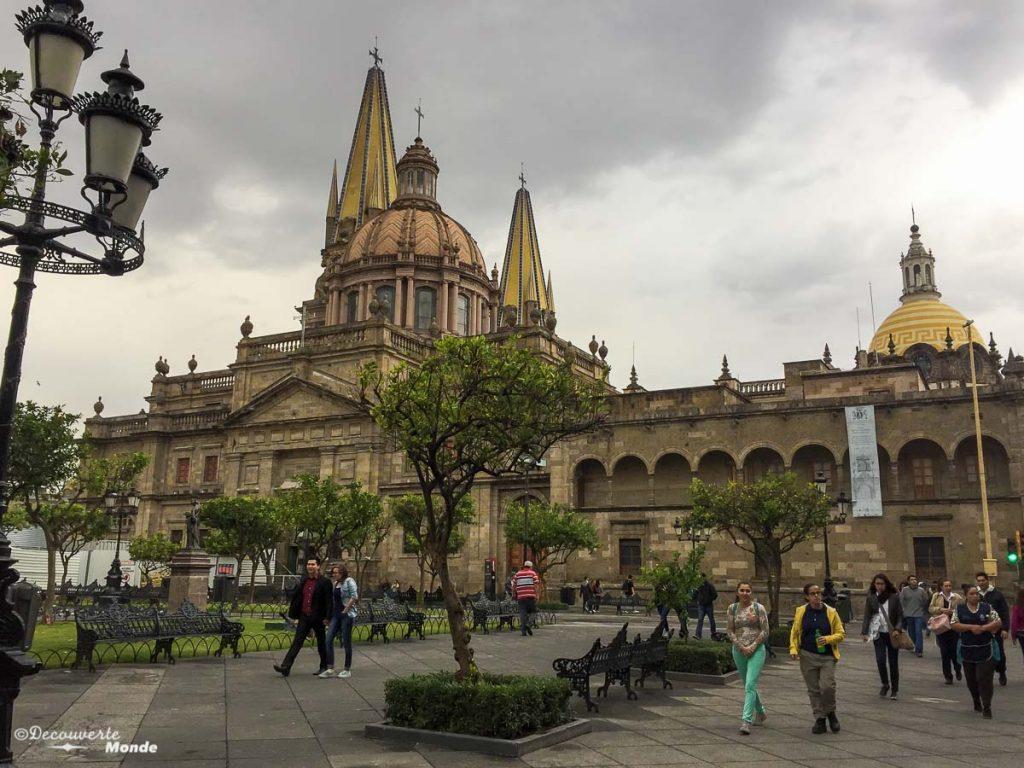 mexique visiter guadalajara