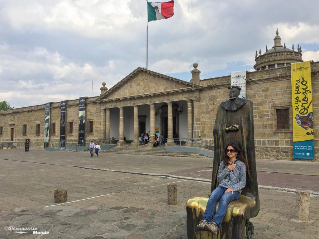 musée guadalajara mexique