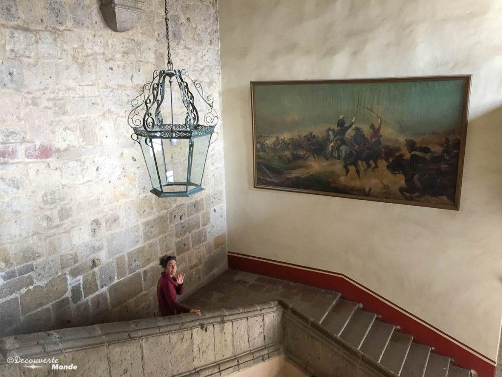 museo regional guadalajara mexique