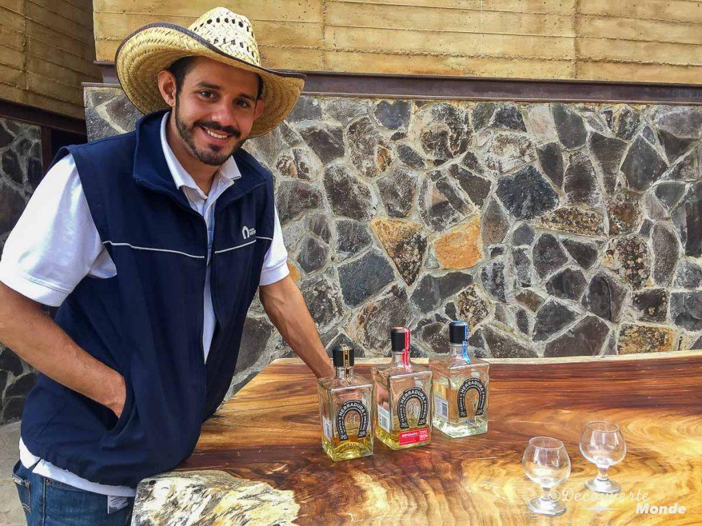 visite tequila tour mexique