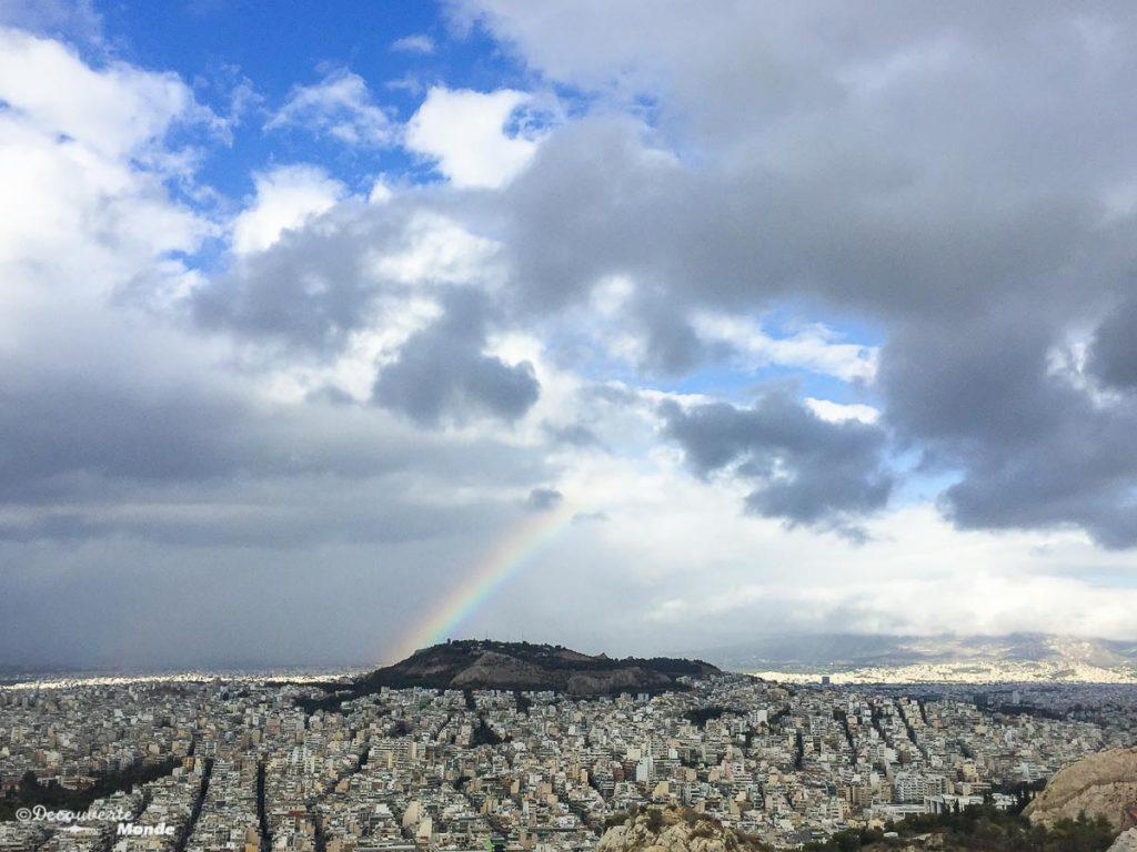 colline lycabette athènes