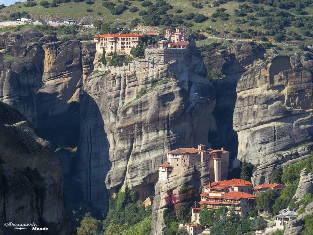météores monastères grèce
