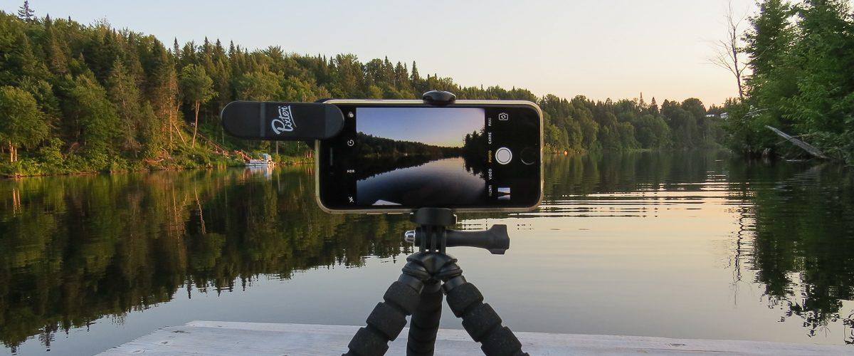 objectifs pour smartphone pixter