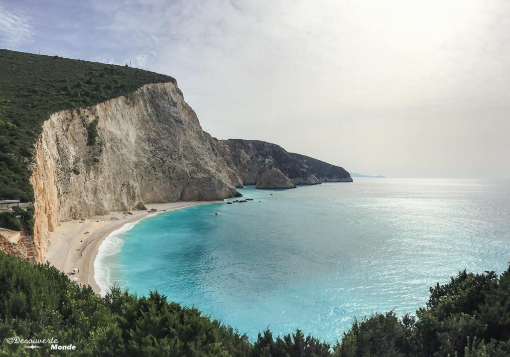 où aller en grèce continentale lefkada